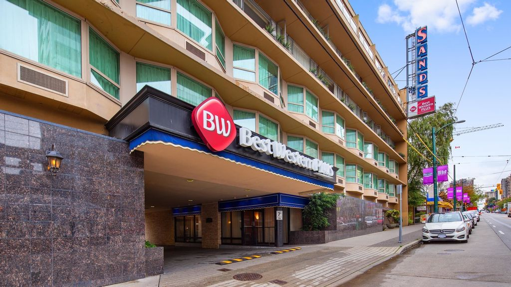Best Western Plus Sands, Greater Vancouver