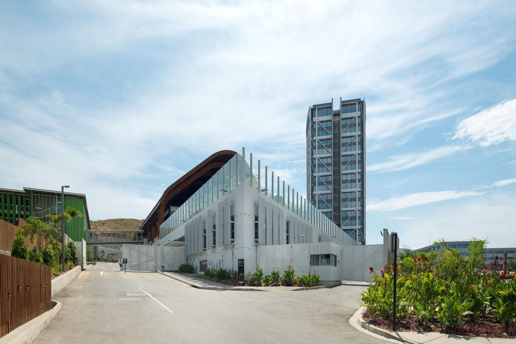 Hilton Port Moresby, National Capital District