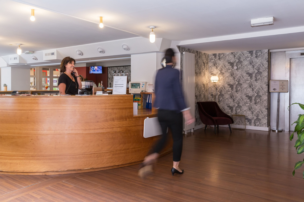 Welcome Hotel, Nord