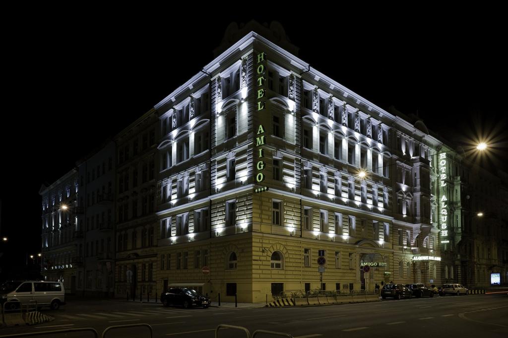 Amigo City Centre Hotel, Praha 2