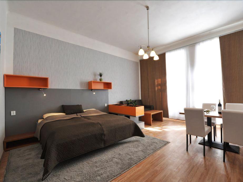 Apartmánový Dum Centrum, Brno