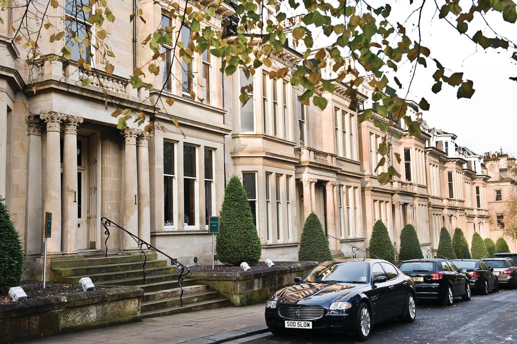 Hotel du Vin & Bistro Glasgow, Glasgow