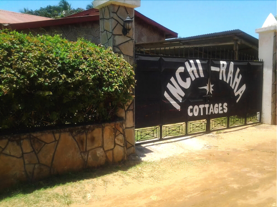 Inchi Raha Cottages, Msambweni