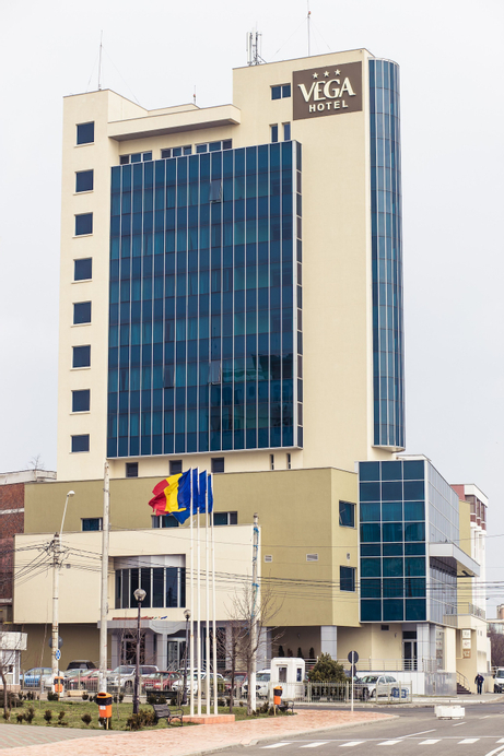 Vega Hotel, Galati