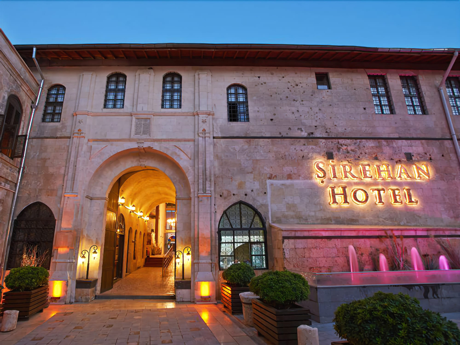 Sirehan Hotel, Şehitkamil