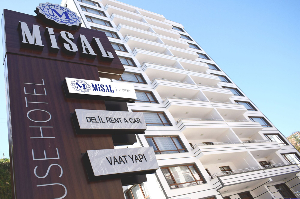 Misal House Hotel, Yomra