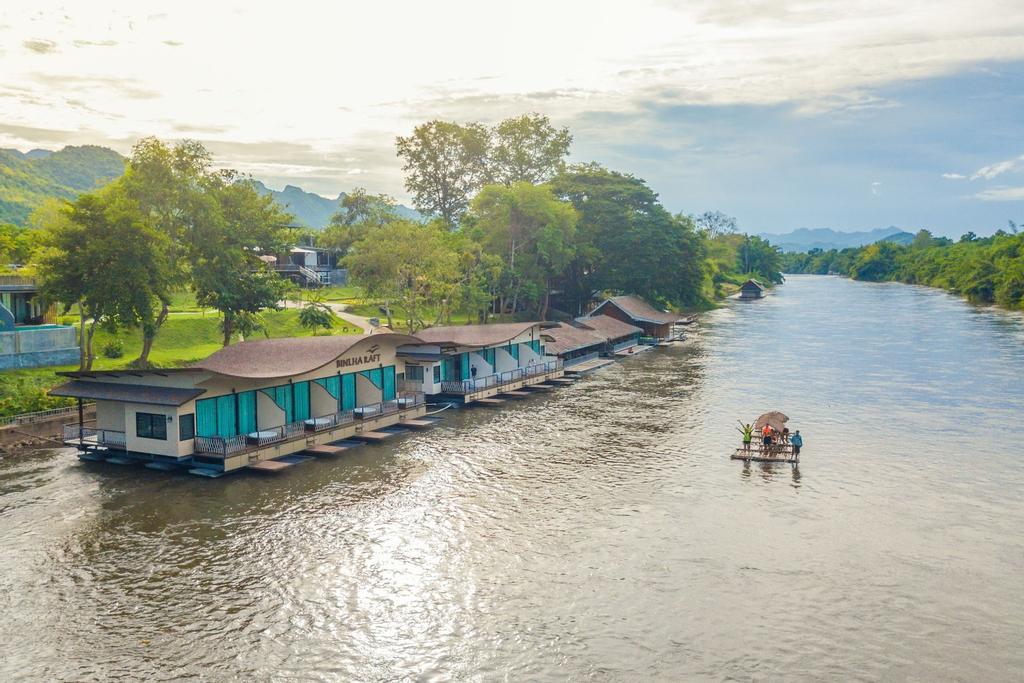 Binlha Raft Resort, Sai Yok