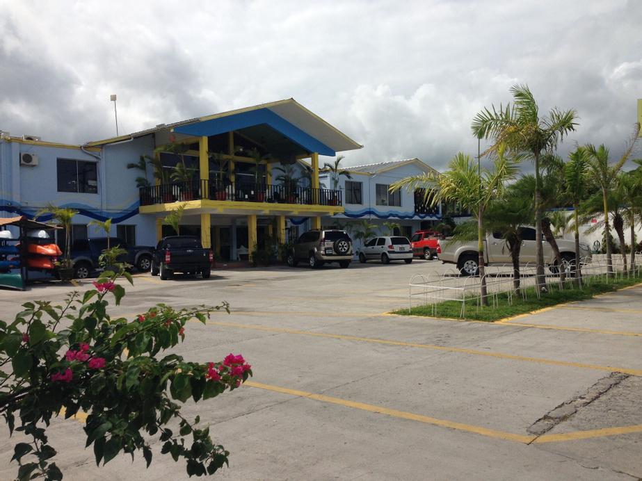 Hotel Costa Azul County Beach, Puerto Cortés
