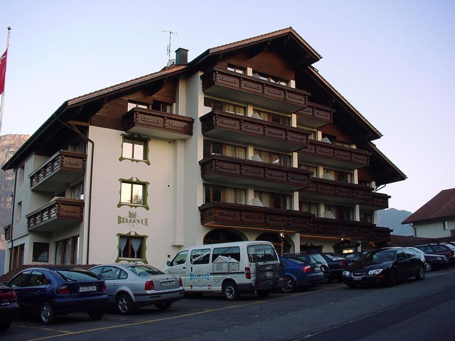 Hotel und Naturhaus Bellevue, Uri