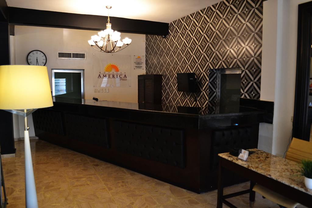 Hotel America Palacio, Ahome