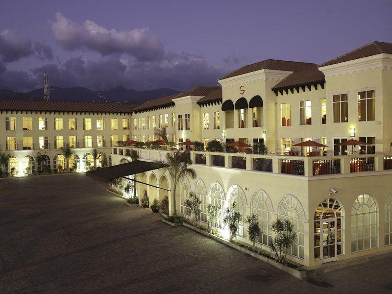 The Spanish Court Hotel,