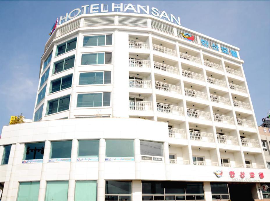 Hansan Hotel, Tongyeong