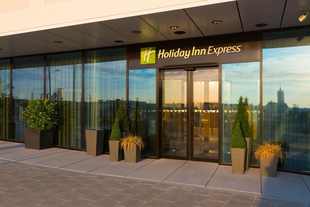 Holiday Inn Express Munich City West, München