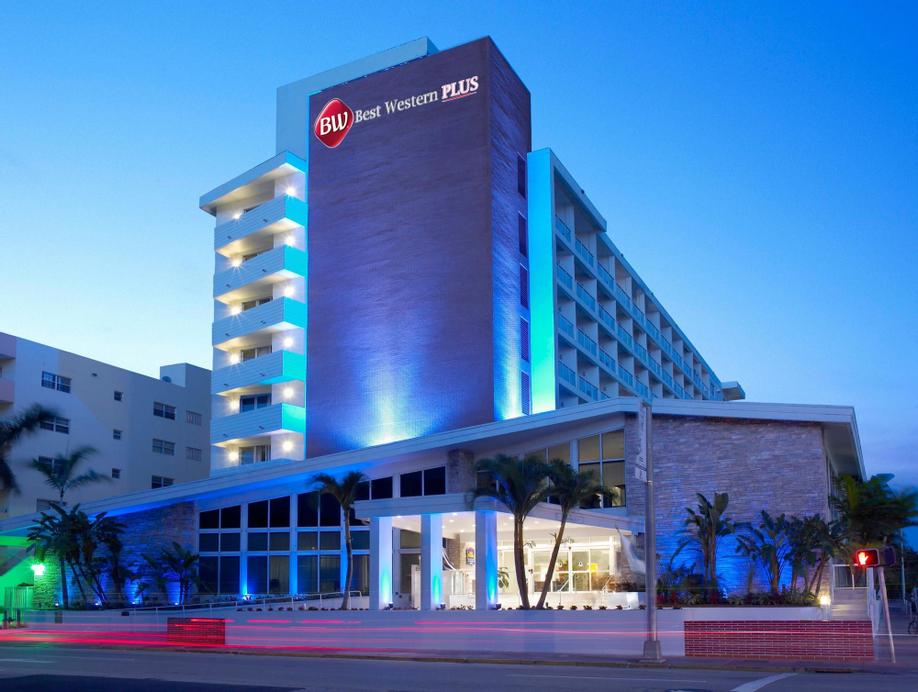 Best Western Plus Atlantic Beach Resort, Miami-Dade