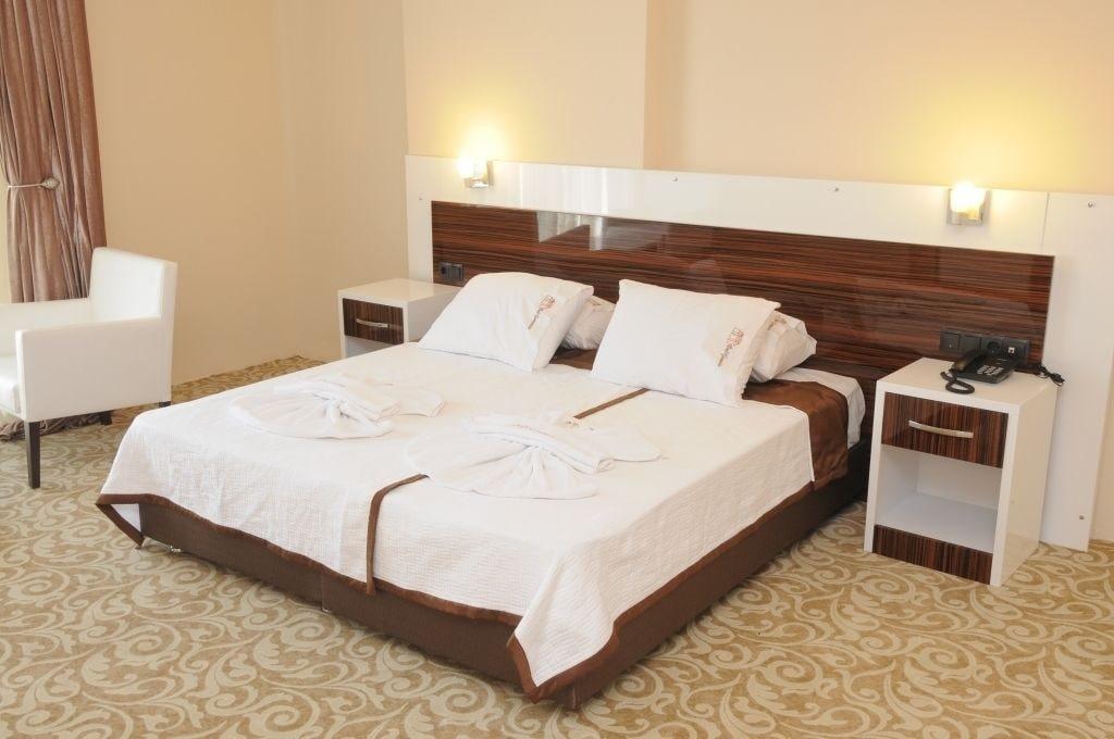 Hotel Germanicia, Merkez