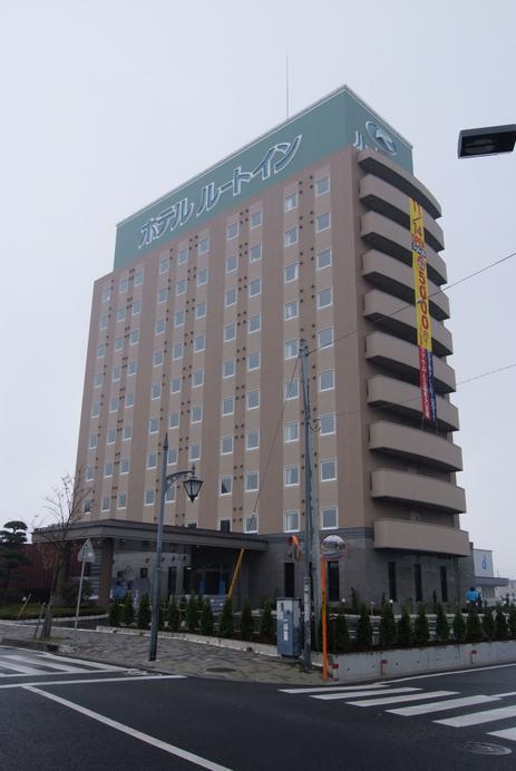 Hotel Route-Inn Mitsukaido Ekimae, Jōsō