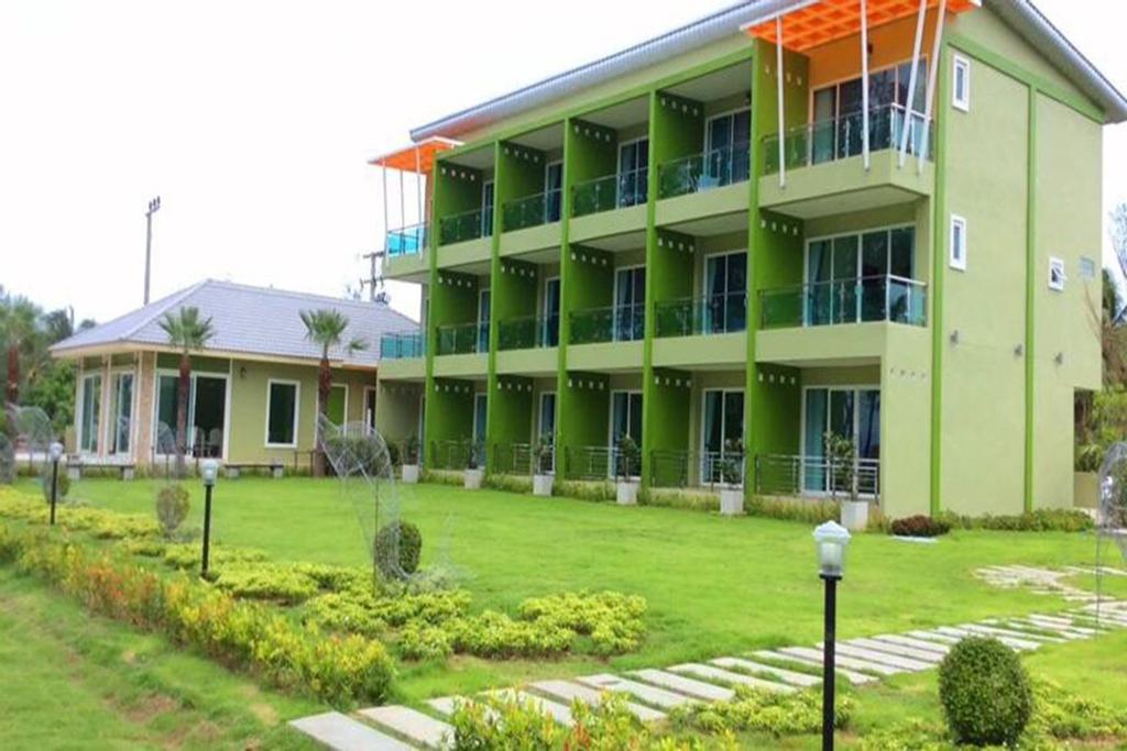 Greenseaviewresort Bangsaphan, Bang Saphan