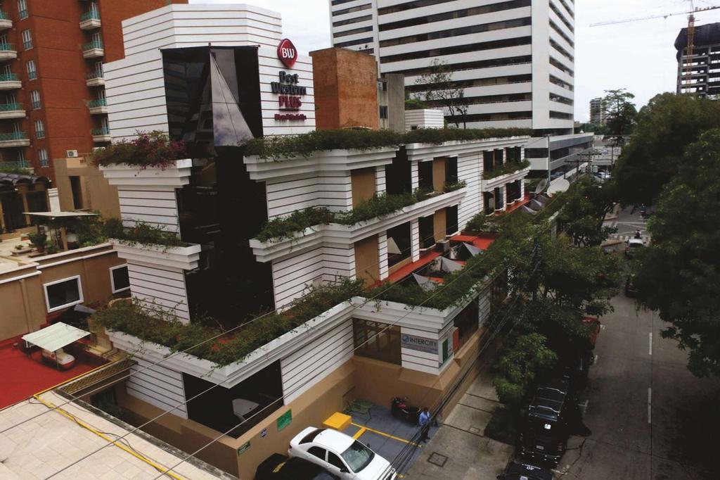 Best Western Plus Hotel Stofella, ZONA 10