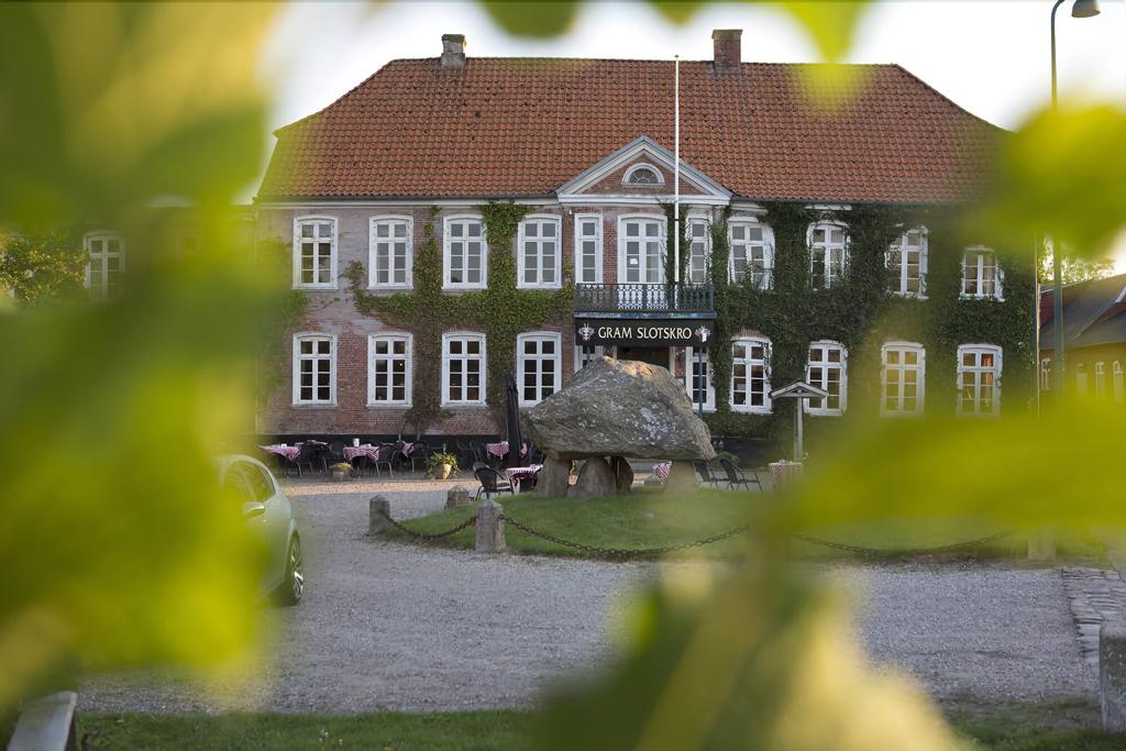Gram Slotskro, Haderslev