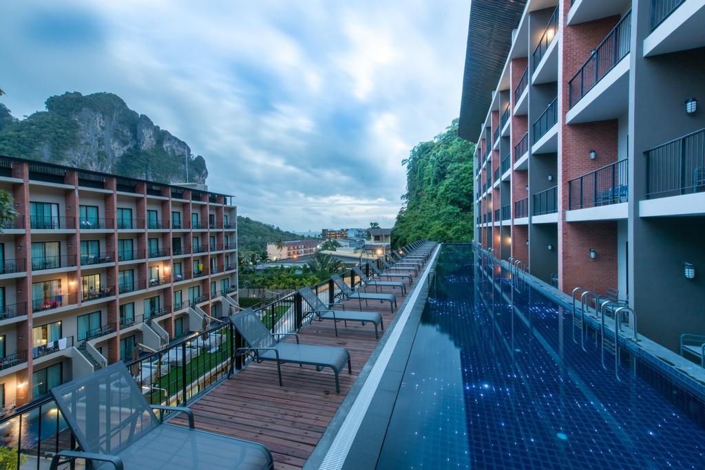 Sugar Marina Resort - Cliff Hanger Aonang, Muang Krabi