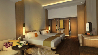 Experience The New Room of Novotel Bogor (Standard Room with 2 single beds)