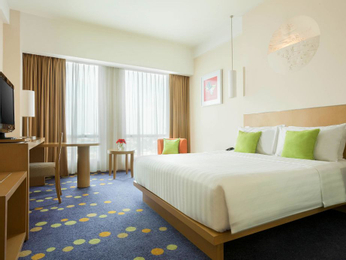 Get Inspired Now for A Later Stay (Superior Room King-size Bed)