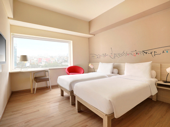 Superior Room Twin Package