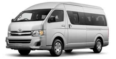 rental mobil Toyota City To City CIANJUR - BANDUNG (Hiace) All In Cianjur