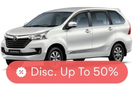 rental mobil Toyota Grand New Avanza PROMO! Magelang