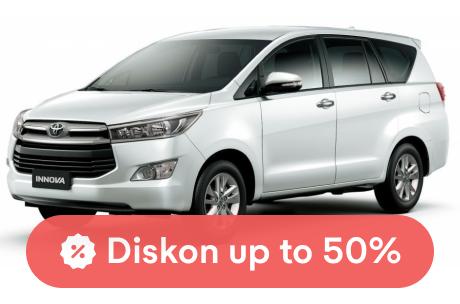 rental mobil Toyota New Innova Reborn PROMO! Malang