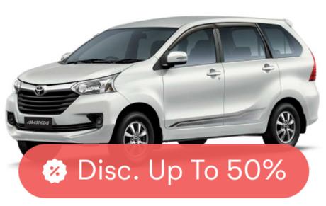 rental mobil Toyota Grand New Avanza Paket All InPROMO! Bali