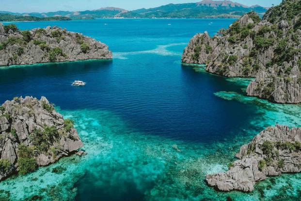 Coron Ultimate Island Day Tour