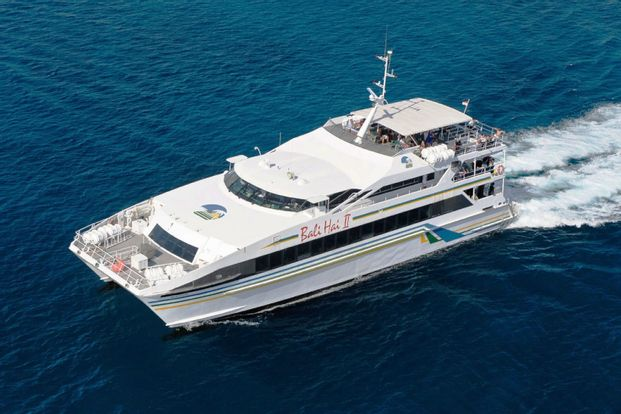 Lembongan Reef Cruise by Bali Hai Cruise