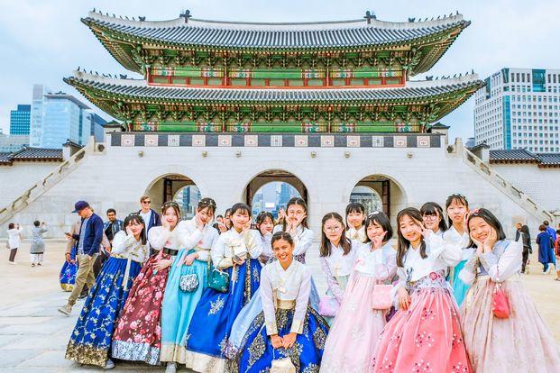 Penyewaan Hanbok di Seoul