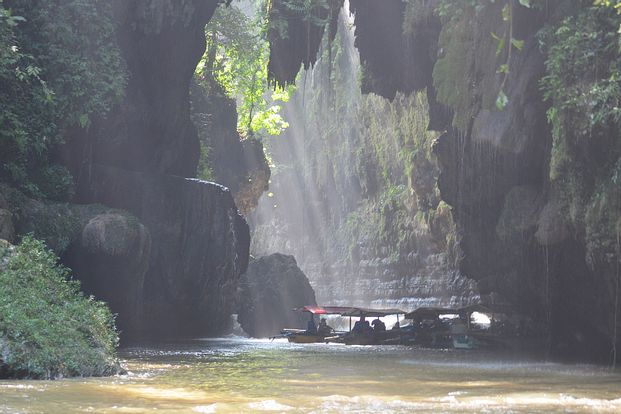 Body Rafting Green Canyon - Track Panjang (10 km) by Go Explore