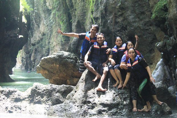 Body Rafting Ciwayang by Go Explore