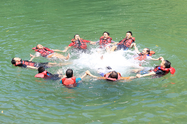 Body Rafting Green Valley Citumang by Go Explore