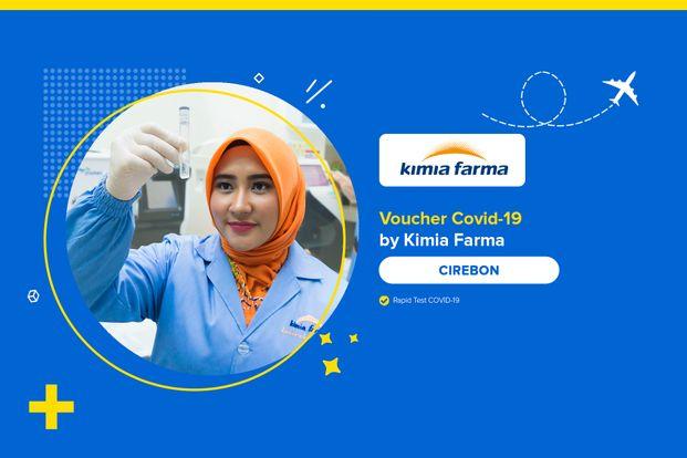 Covid 19 Rapid Test By Kimia Farma Cirebon Harga Promo Tiket Com