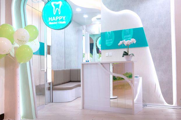 Perawatan Gigi di Happy Dental Clinic Green Pramuka Square