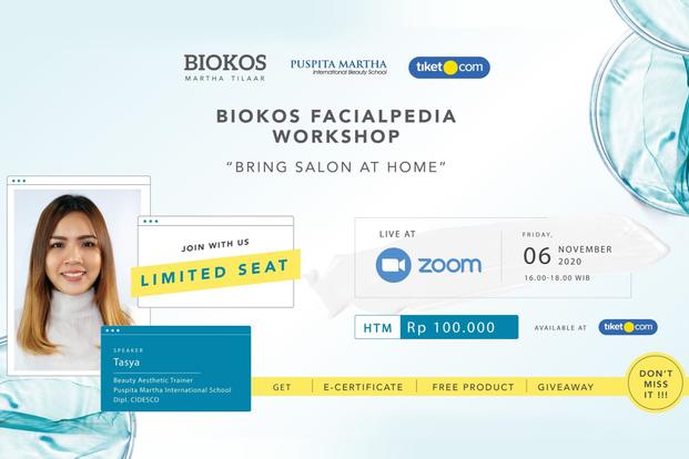 Biokos Facialpedia Workshop-bg