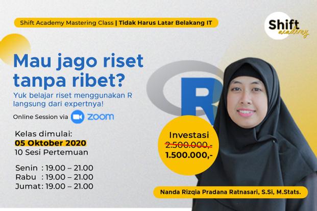 Webinar R for Research Mastery - Mau Jago Riset Tanpa Ribet?-bg