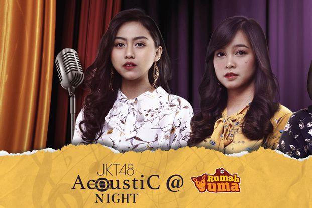 JKT48 Accoustic Night-bg