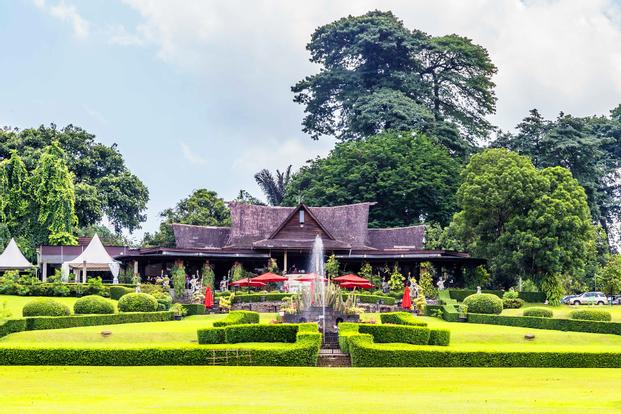Tur ke Taman Botani Bogor, Puncak dan Taman Safari