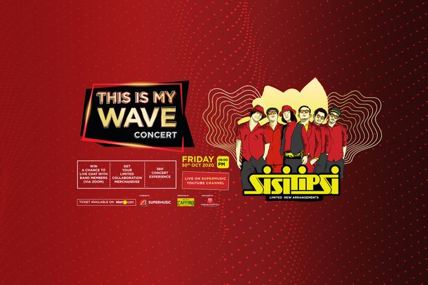 This is My Wave Streaming Concert X Sisitipsi