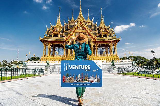 iVenture Phuket Premium Attractions Pass (iPass)