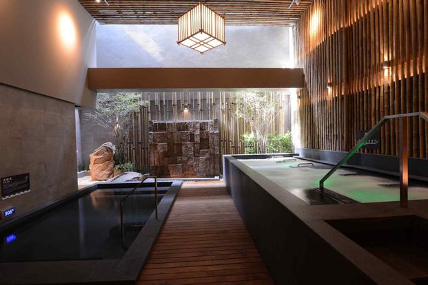Let's Relax Onsen Package at Thonglor Branch in Bangkok