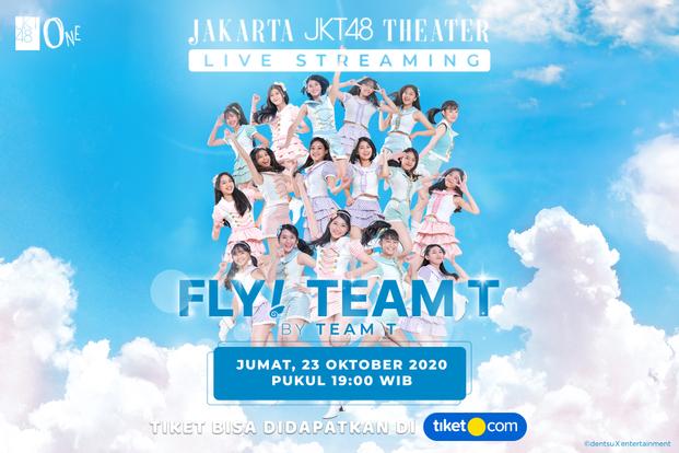 Fly! Team T! oleh JKT48 Team T - 23 Oktober