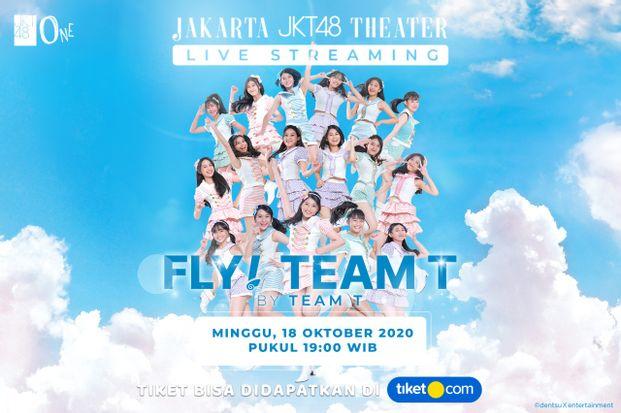 Fly! Team T! oleh JKT48 Team T-bg