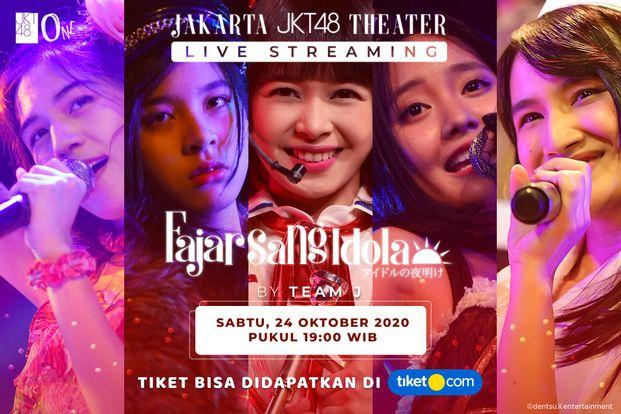 Fajar Sang Idola oleh JKT48 Team J - 24 Oktober