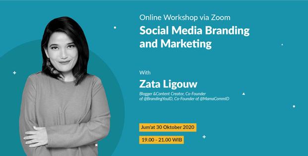 Social Media Branding dan Marketing